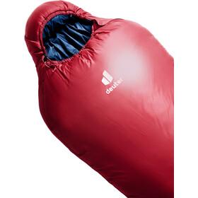 deuter Orbit -5° Sovepose Lang, rød